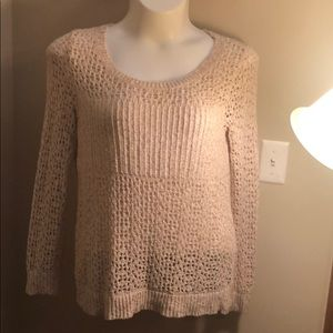 Staring at Stars Knit Sweater Size Large